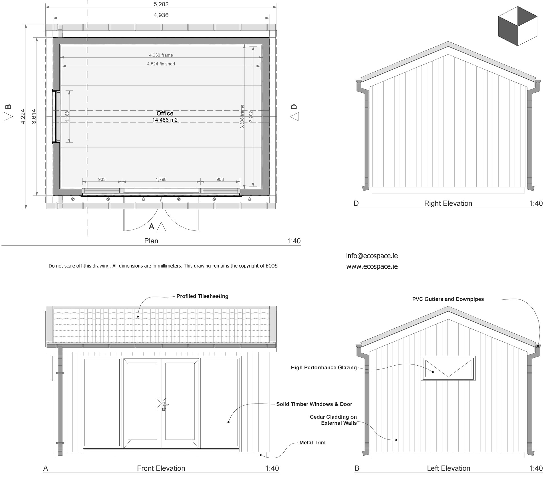 Garden room design idea classeco 20110604sc ecos ireland for Garden room plans
