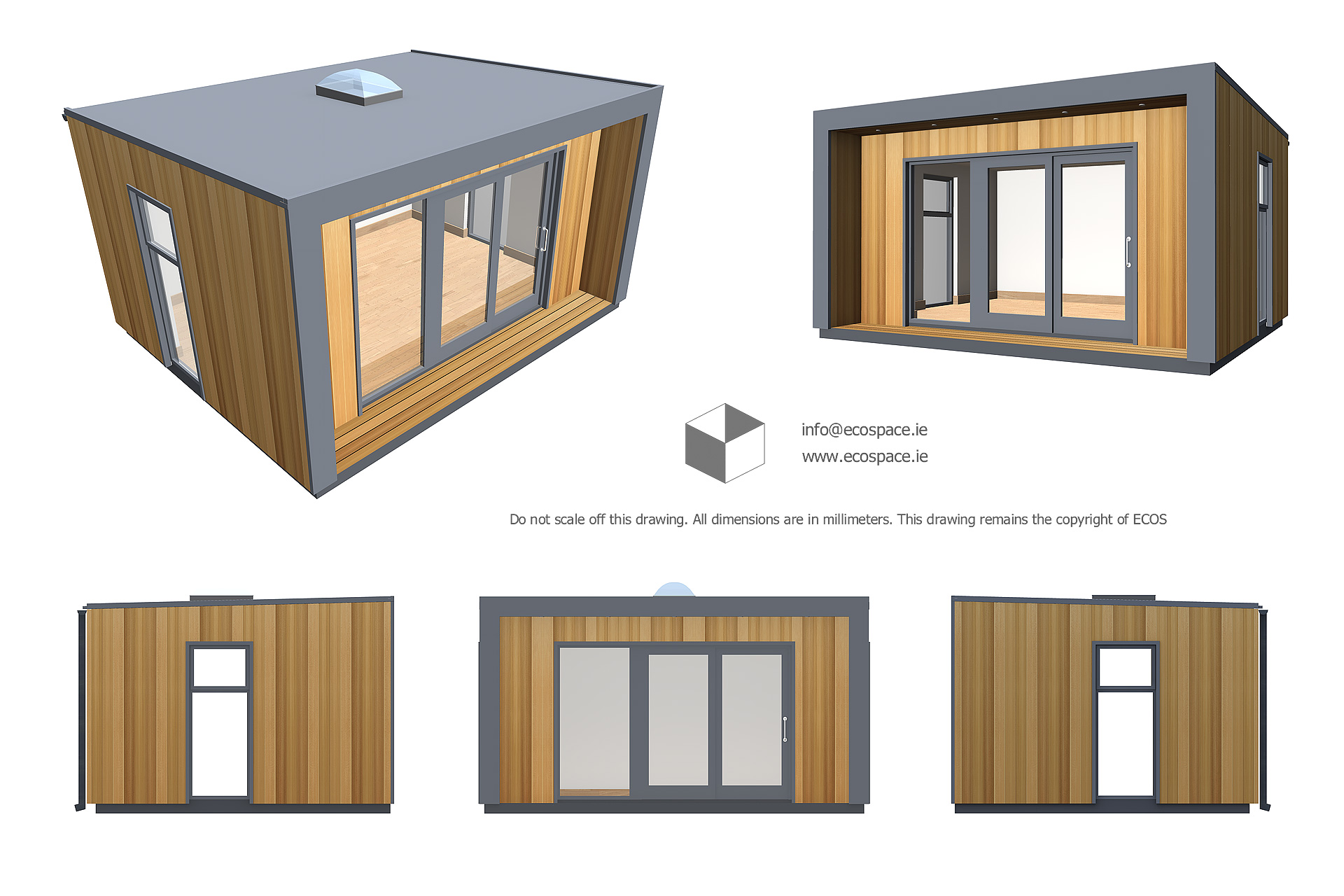 Garden studios 20120325en ecos ireland for Room roof design images