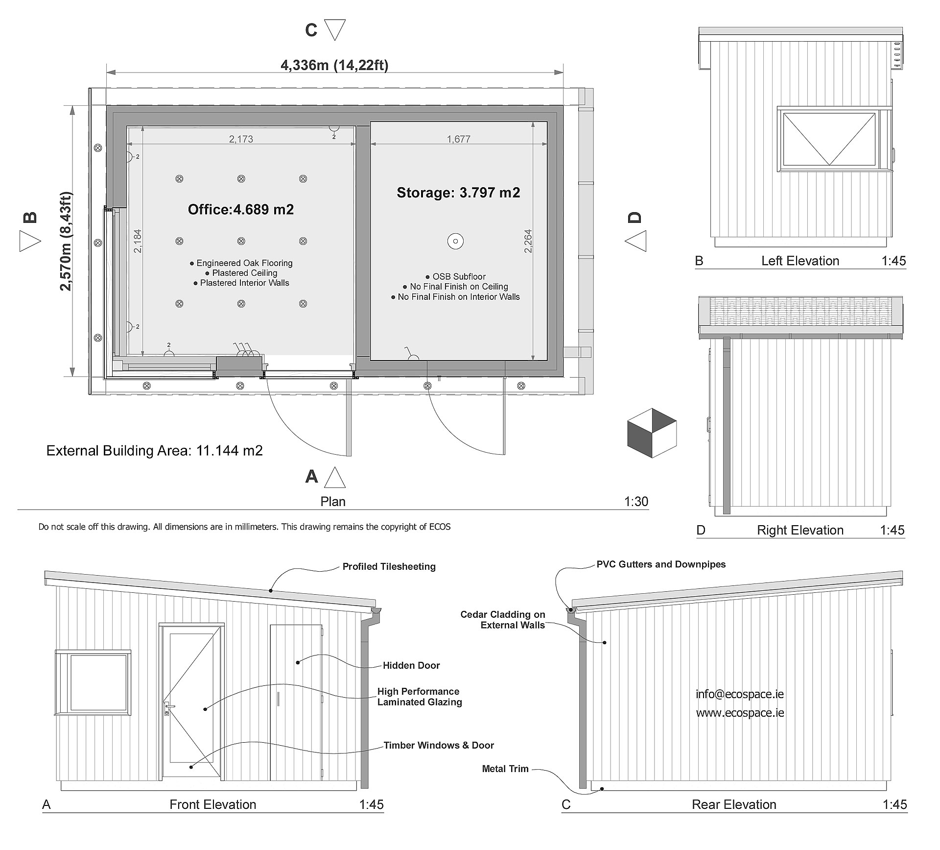 garden room BMcD plan XL
