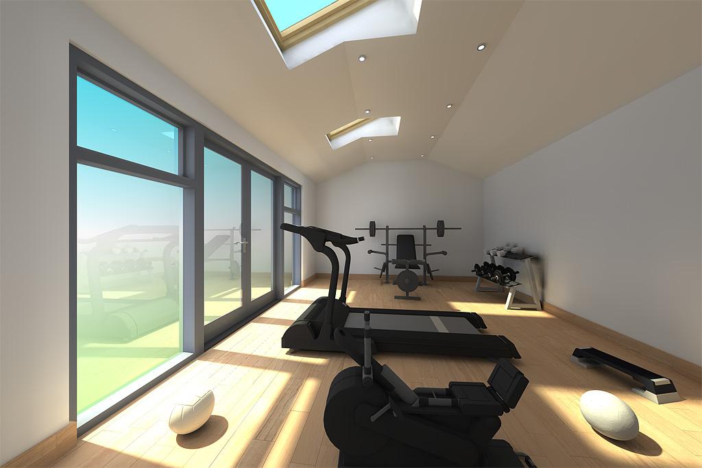 Garden gym design idea classeco  dd ecos ireland
