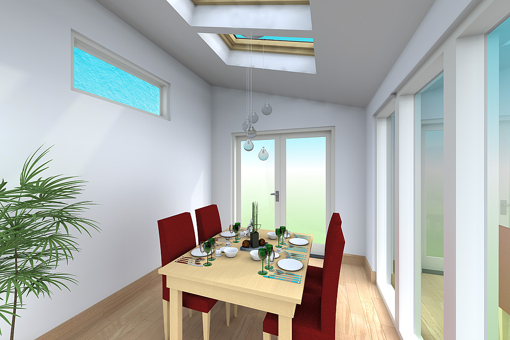 Dining room extension design idea dunleer co louth for Room extension plans