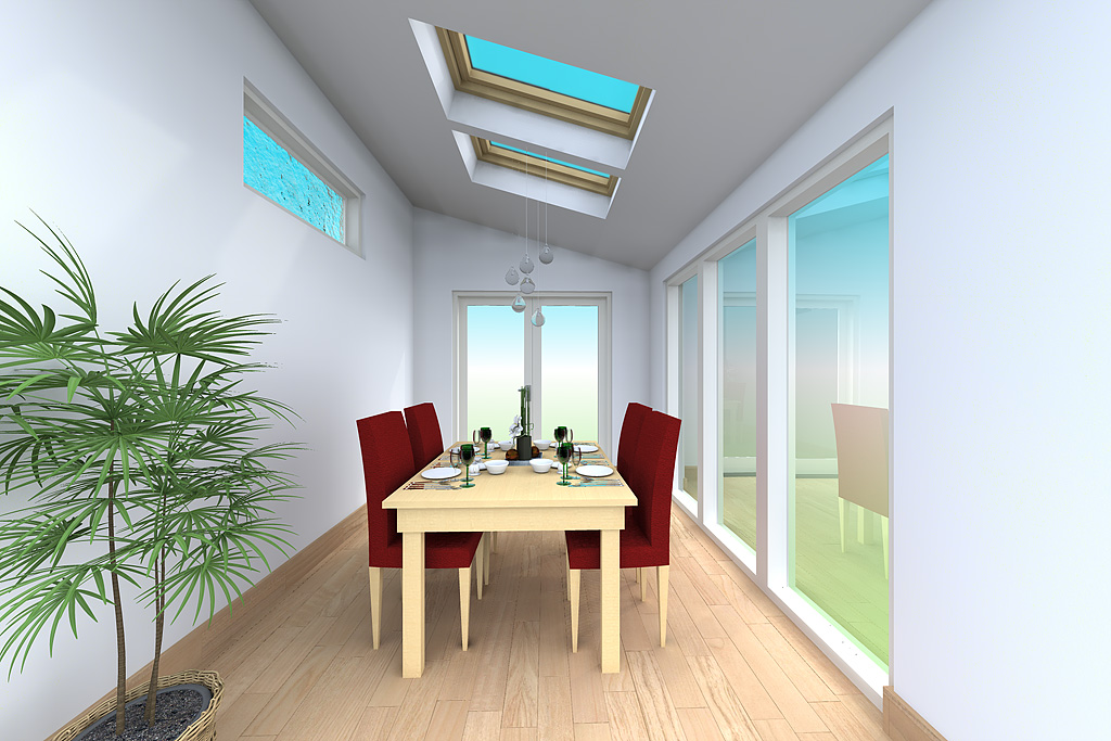 Dining room extension design idea dunleer co louth for Dining room extension ideas