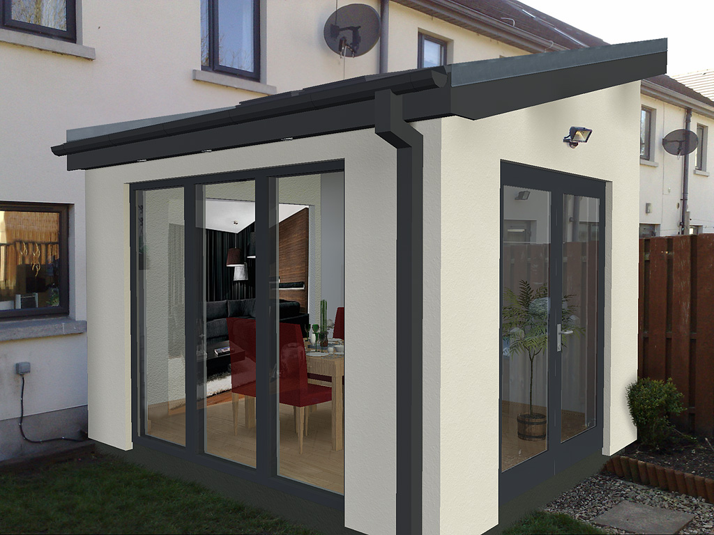 House Extensions on sunroom kits