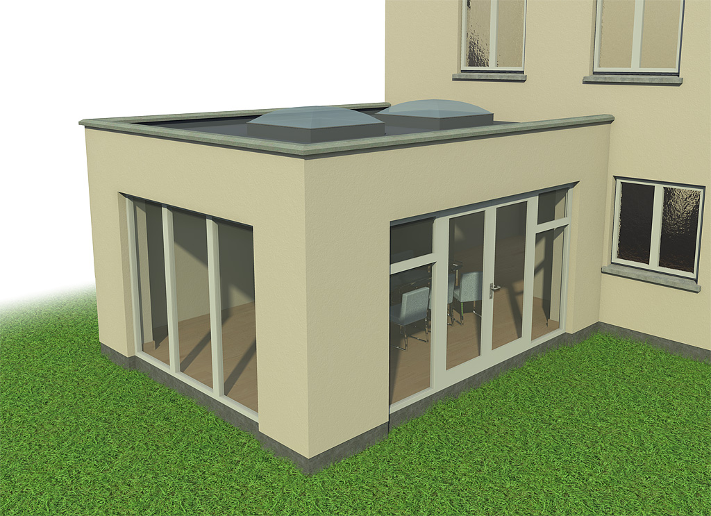 Dining Room Extension Design Idea Drogheda Co Louth Ireland