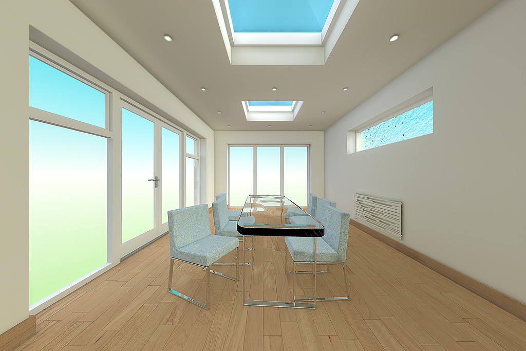 Dining room extension design idea drogheda co louth for Home design extension ideas