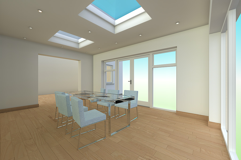Dining Room Extension Design Idea Drogheda Co Louth