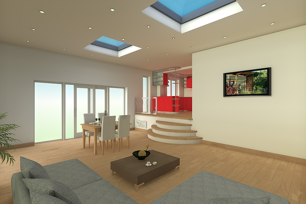 Bedroom Extension Design