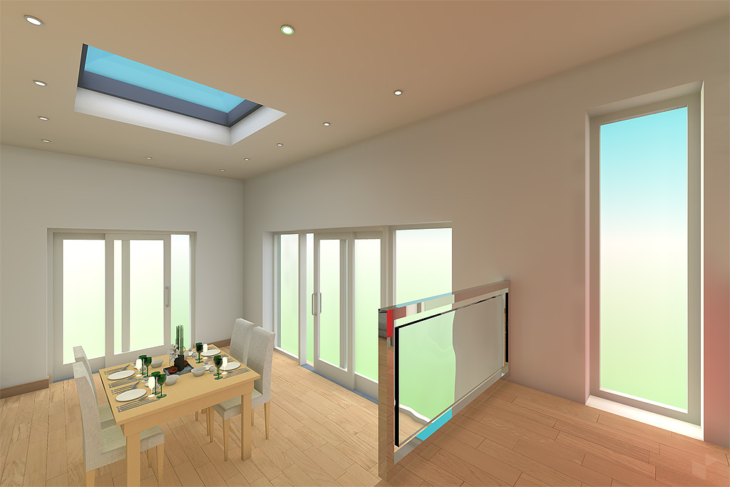 living room house extension design idea dublin ireland 20120421mg