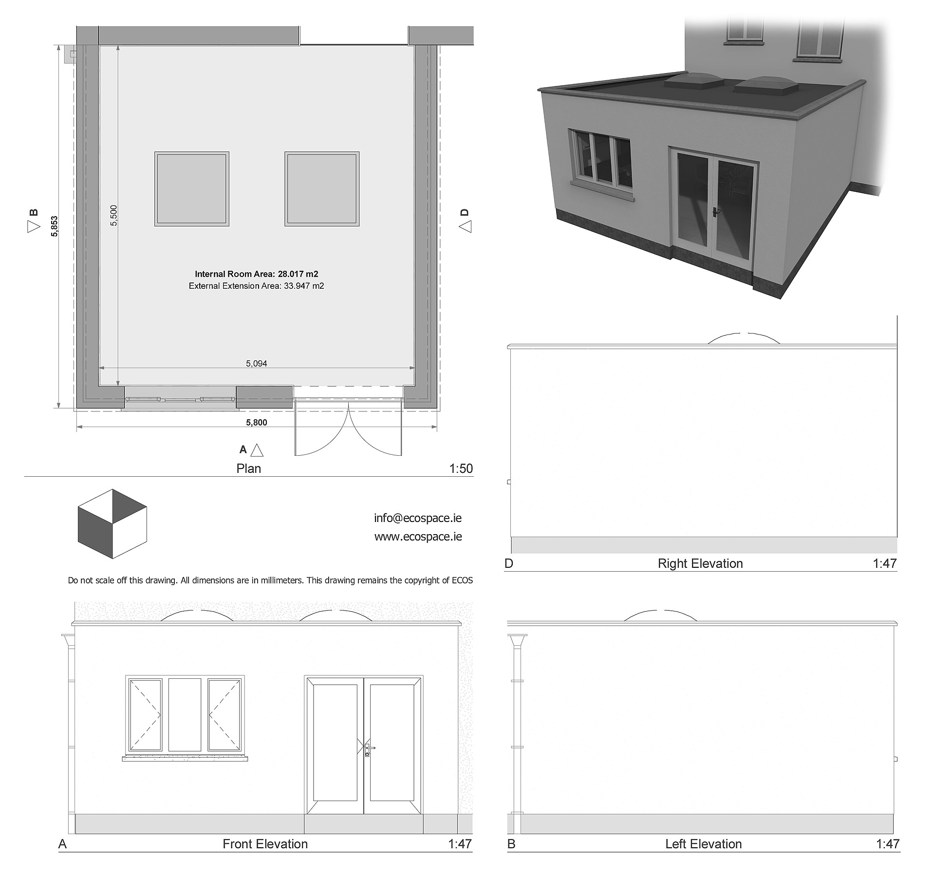 Kitchen Extension And Renovation Design Idea Bettystown