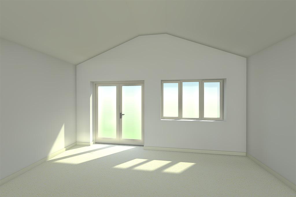 living room house extension design idea naas co kildare