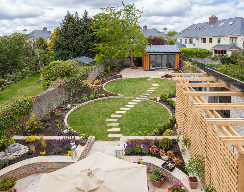 Garden rooms design ideas garden room plans ecos ireland for Garden designs ie