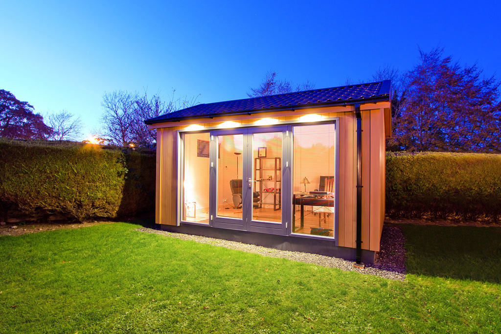 Garden room design ideas ecos ireland for Designs for garden rooms