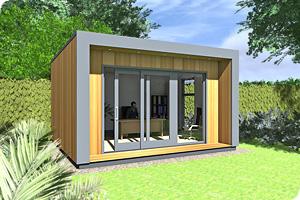 Garden Rooms Buildings Room In The ECOS